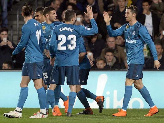La Liga: Real Madrid Win 8-Goal Thriller, Atletico Madrid Keep up Barcelona Chase