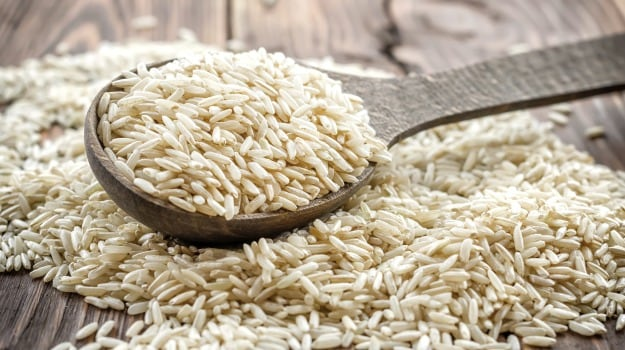can a rice heavy diet cause issues