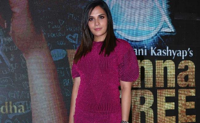 Richa Chadha Says, 'Social Media Trolls Don't Bother Me'