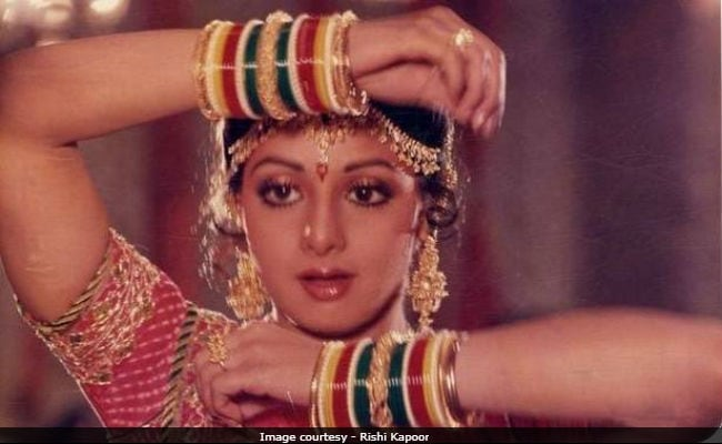 After Sridevi's Death, An Angry Tweet From Rishi Kapoor