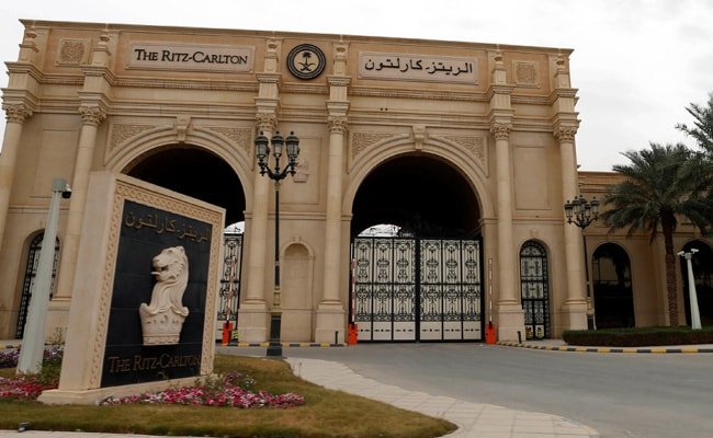 Saudi Ritz-Carlton used as prison re-opens to the public