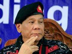 """No Jurisdiction Over Me"": Philippines' Rodrigo Duterte Tells Hague Court"