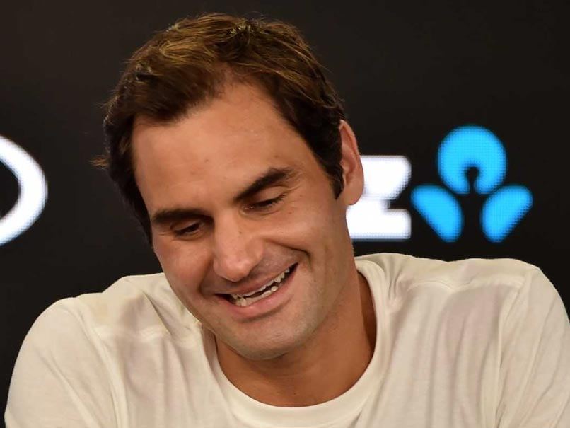 "Fired-up Roger Federer Hoping For Another ""Crazy Good"" Season"