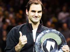 New World No.1 Roger Federer Wins Rotterdam Open For 97th Title