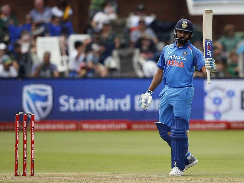 India Vs South Africa, 5th ODI: Rohit Sharma Hits Form With Fine Century