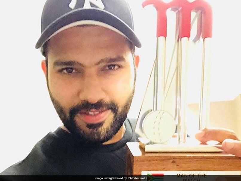 Rohit Sharma Says Match-Winning Hundred A V-Day Gift For Wife Ritika