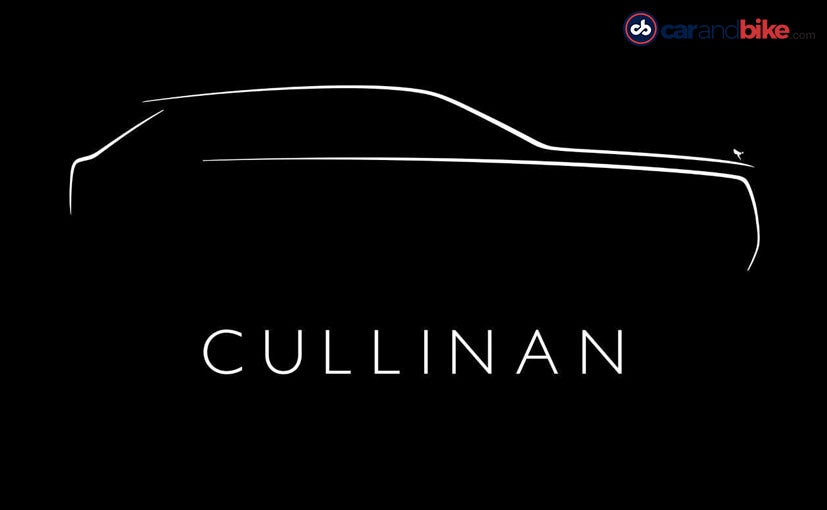 Rolls-Royce SUV Will Be Called Cullinan