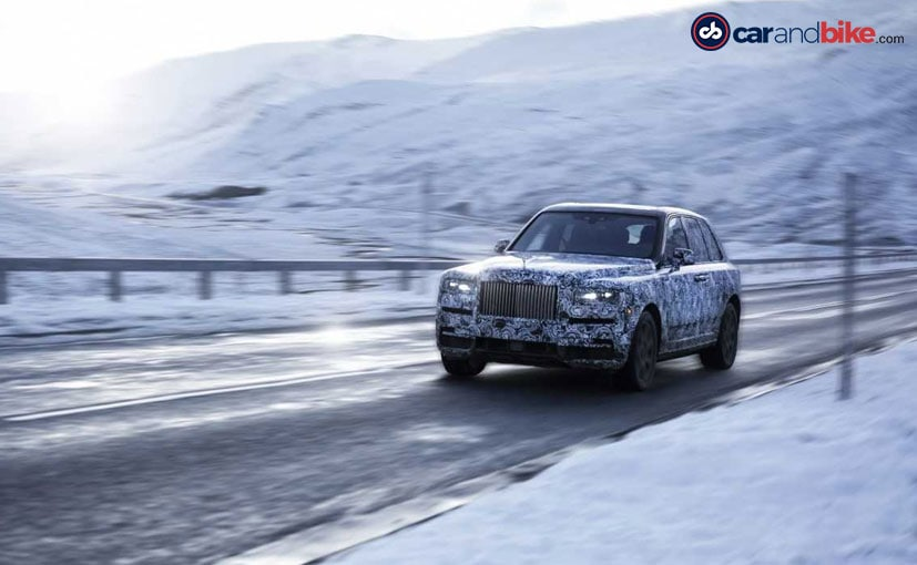 See How the Rolls-Royce Cullinan Was Made in Leica-Quality Photos