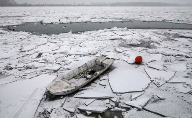 'Beast From The East': Sub-Zero Temperatures Paralyse Europe, 2 Killed