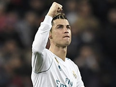 Ronaldo scores twice as Real Madrid take control against PSG