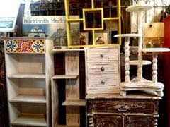 Years Later, Delhi's Amar Colony Is Still Adored For Statement Furniture