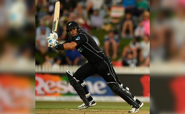 ENG VS NZ: रॉस टेलर ने शतक के साथ जीत न्यूजीलैंड को जीत दिलाई, स्पेशल रिकॉर्ड भी बनाया
