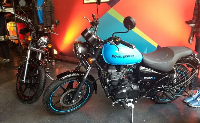 Eicher Motors Q4 profit marginally up at Rs 462 crore