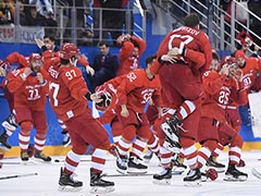 Pyeongchang Winter Olympics: Sudden-Death Russia Hold Nerve To Win Hockey Gold