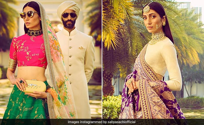 0906162e48 Sabyasachi's New Collection Is Every Summer Bride's Dream