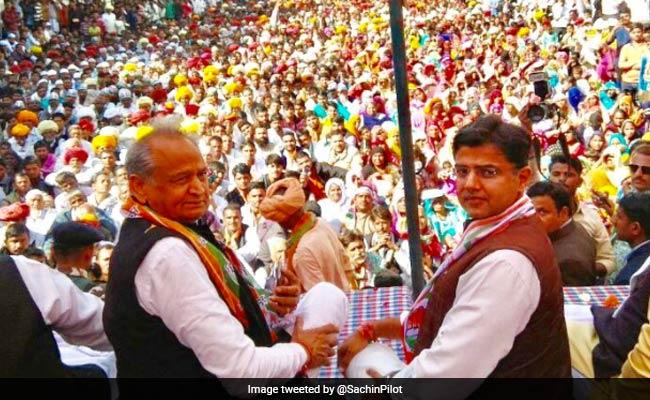 राजस्थान में कांग्रेस का 'राजतिलक', मगर अब पार्टी के सामने है यह 'बड़ा सिरदर्द'