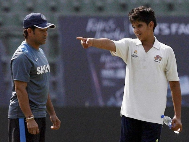 Arjun Tendulkar gets place in India Under-19 team