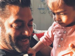 Salman Khan's Sister Arpita To Host Son Ahil's Second Birthday Party In Abu Dhabi: Reports