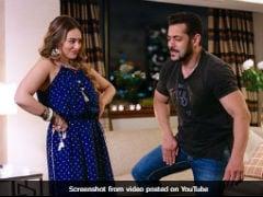 Salman Khan, Sonakshi Sinha Bring Back Dabangg Memories