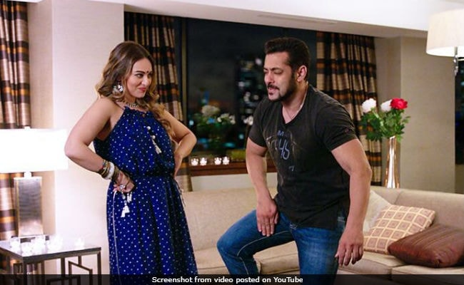 Welcome To New York Song Nain Phisal Gaye: Salman Khan, Sonakshi Sinha Bring Back Dabangg Memories