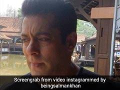 सलमान खान ने वीडियो के जरिये Race 3 से जुड़ा ये राज खोला, देखकर कहेंगे Wow!