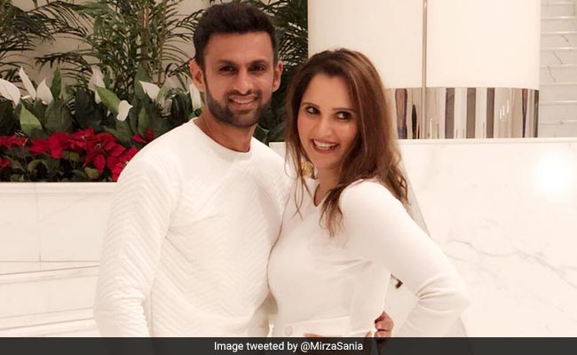 Sania Mirza Tweets Birthday Wishes For Husband Shoaib Malik. His Reply