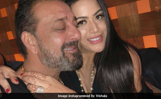 Sanjay Dutt's Daughter Trishala Posts 'Normal' Pic. Seems Like Dad Asked Her To