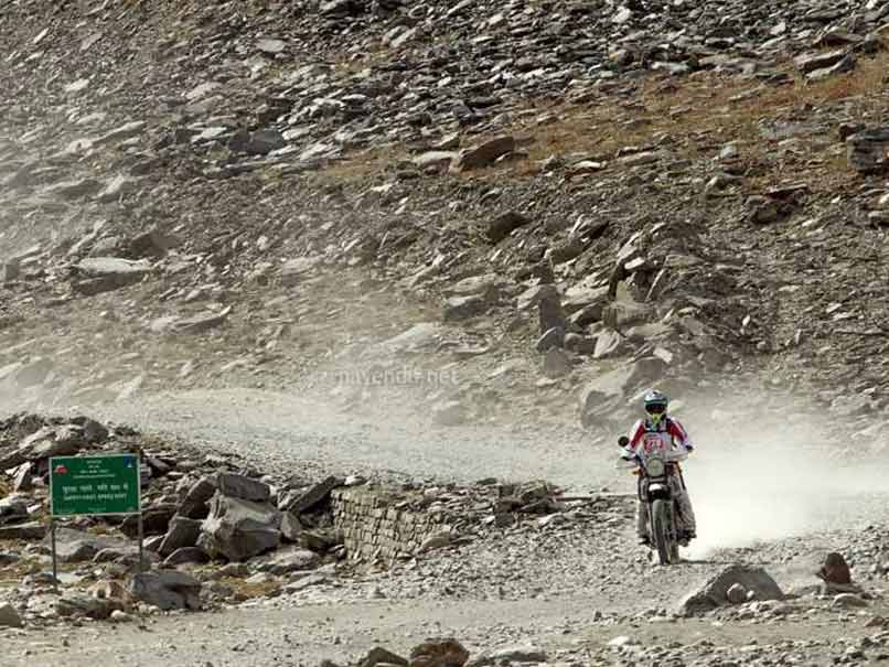 Biker Sarah Kashyap Dreams Of Making It To The Dakar Rally