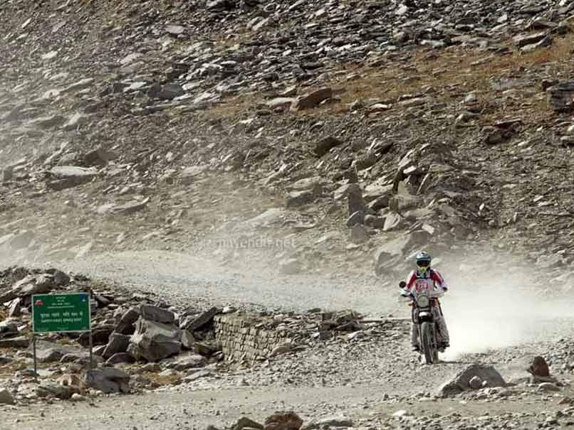 Biker Sarah Kashyap Dreams Of Making It To The Dakar Rally
