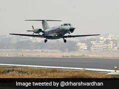 "Indigenous Light Transport Aircraft ""Saras"" Completes Second Test Flight Successfully"