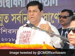Assam Chief Minister Calls For Peace Amid Citizenship Bill Protests
