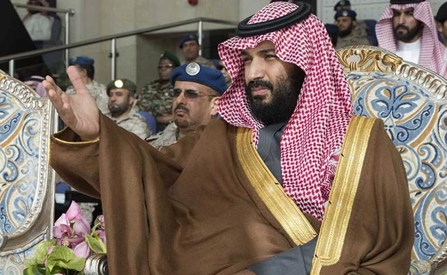 Saudi Arabia Needs 'Shock Therapy' To Nix Corruption, Says Crown Prince