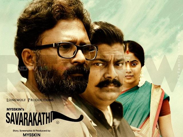 சவரக்கத்தி விமர்சனம் - Savarakathi Movie Review