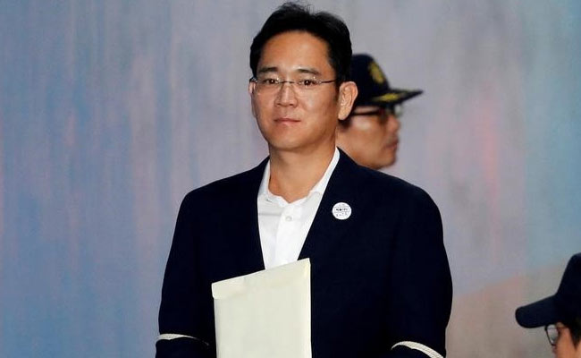 Samsung's Jay Y. Lee Walks Free As South Korea Court Suspends Jail Term