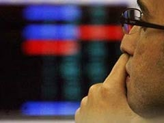 Sensex Closes 159 Points Lower, Nifty Settles At 10,657: 10 Points