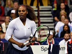 Fed Cup: Rusty Serena Williams Puts On Brave Face After Comeback Defeat