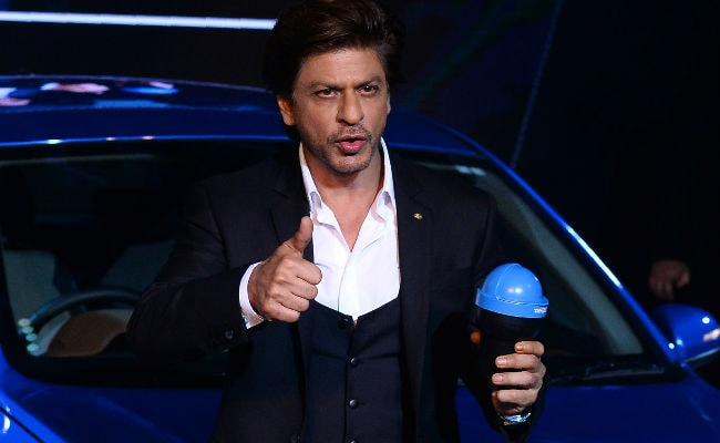 Shah Rukh Khan: I Don't Go Searching For Films, Films Choose Me