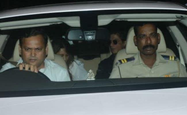 Sridevi's Army Co-Star Shah Rukh Khan And Gauri Join Rajinikanth, Kamal Haasan At Anil Kapoor's Home