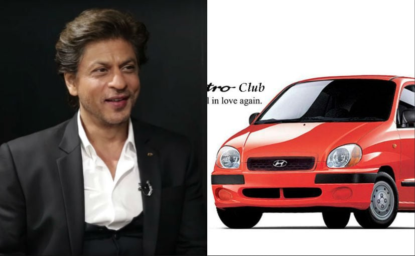 When Shah Rukh Khan Pulled Off His Own Stunt In The Hyundai Santro