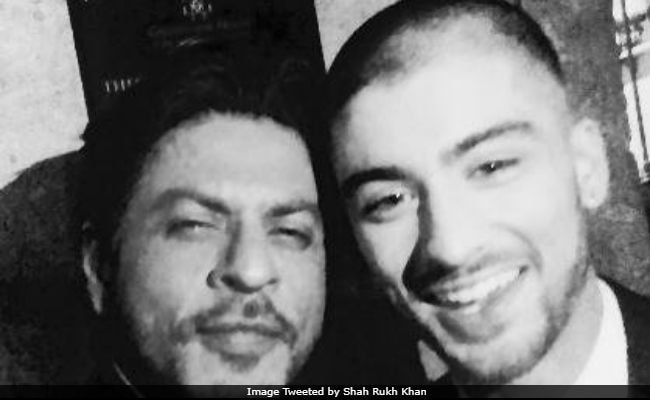 Shah Rukh Khan 'Came Across As Arrogant In Movies' To Zayn Malik - Until They Met