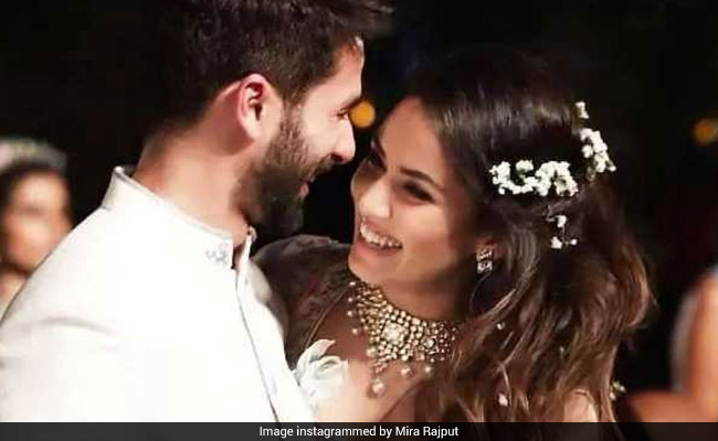 For 'Padmaavat' Star Shahid Kapoor, Wife Mira Rajput Will Always Be His 'Padmavati'