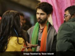Shahid Kapoor's Look From <i>Batti Gul Meter Chalu</i> Is Out. Seen Yet?