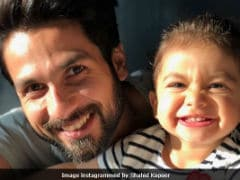 Shahid Kapoor On Daughter Misha Getting Paparazzi Attention: 'What's Her Fault?'