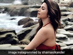 Shama Sikander Is Trending For Her New Beach Picture