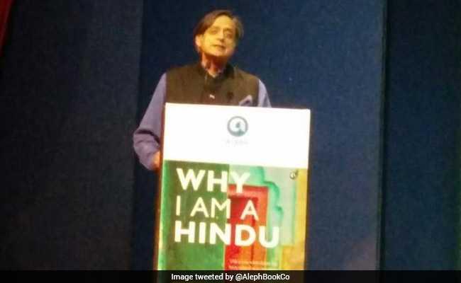 Shashi Tharoor Says The Way BJP Projects Vivekananda Is 'Ill-Founded'