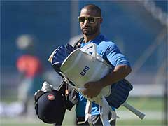 David Miller's Dropped Chance Cost Us The Game: Shikhar Dhawan