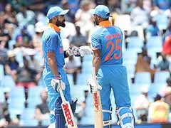 2nd ODI: Lunch Called With India Just 2 Runs Away From Win Against South Africa, Twitter Astonished