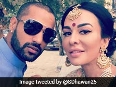 India vs South Africa: Shikhar Dhawan Shares A Heartfelt Post For His Family