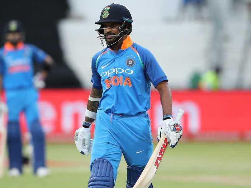 India vs South Africa: Shikhar Dhawan Vents Ire On Virat Kohli After Run Out