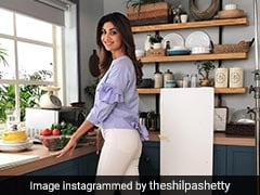 Shilpa Shetty Kundra's High-Power Salad Is Giving Us Major Healthy Food Inspiration